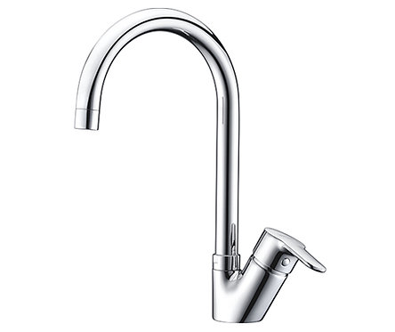 Ruhr 24407 Смеситель для кухни с поворотным изливом WasserKRAFT