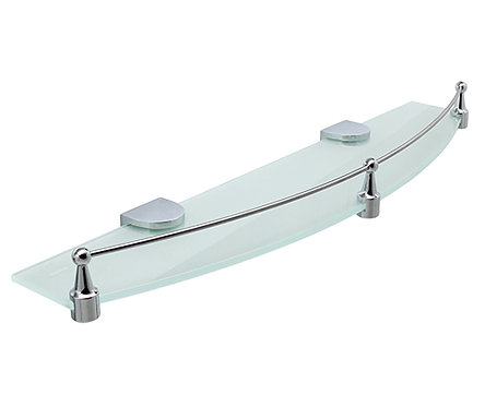 К-8324 Полка стеклянная WasserKRAFT