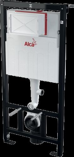 Инсталляция с вентиляцией (для гипсокартона) Alcaplast AM101/1120V