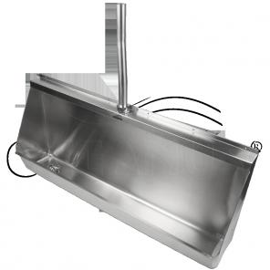 Писсуар (желобковый)-0.9 м. 2-004.1(L/R) Oceanus
