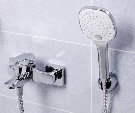 Salm 2701 Смеситель для ванны с коротким изливом WasserKRAFT