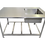 Thumbnail: Ванна моечная 1-но секционная с рабочей поверхностью 1500Х880Х860