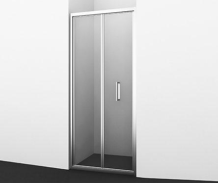 Weser 78F04 Душевая дверь, гармошка, универсальная 900x2000 мм WasserKRAFT