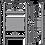 Thumbnail: Рама для смесителя скрытого монтажа,в гипсокартонную конструкцию AlcaplastA117PB