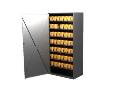 Шкаф для хранения хлеба (800Х470Х1650)