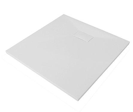 Leine 35T03 Душевой поддон, квадрат 900*900*26 мм WasserKRAFT