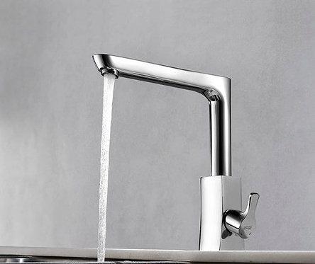 Berkel 4807 Смеситель для кухни с поворотным изливом WasserKRAFT