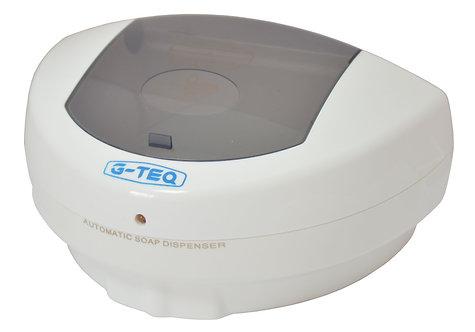 Дозатор для жидкого мыла 0,45 л. автоматический (питание от батареи) G-teq 8626