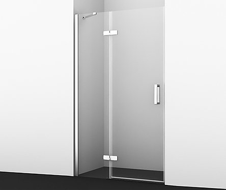 Aller 10H05LWHITE Душевая дверь, распашная, левая 1200x2000 WasserKRAFT