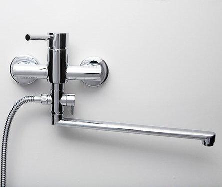 Main 4102L Смеситель для ванны с длинным изливом WasserKRAFT