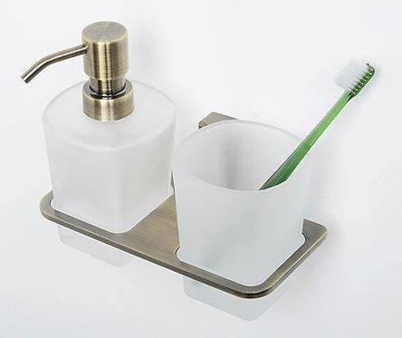 К-5289 Держатель стакана и дозатора WasserKRAFT