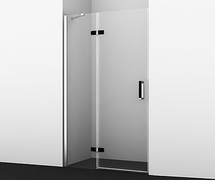 Aller 10H05LBLACK MATT Душевая дверь, распашная, левая 1200x2000 мм WasserKRAFT