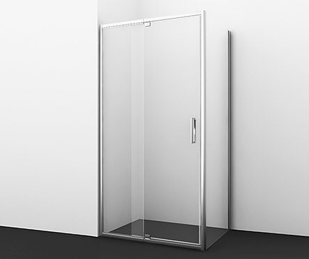 Berkel 48P07 Душ уголок, прямоуг., с универсальной распаш. дверью 1200x900x2000