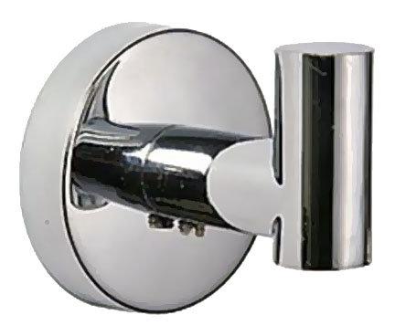 Крючок одинарный настенный (металл) G-teq 02.39