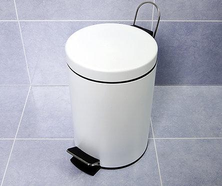 K-635 White Ведро 5 л (Нержавеющая сталь) WasserKRAFT