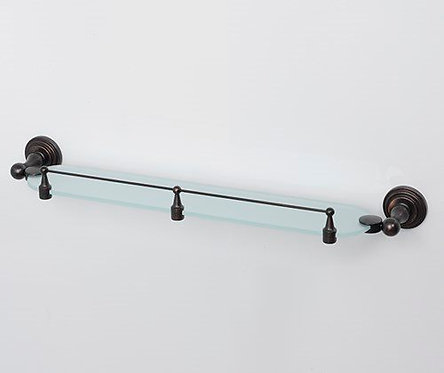 К-7324 Полка стеклянная WasserKRAFT