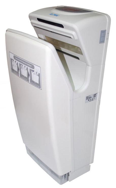 Сушилка для рук, мощность: 2000 Вт. G-teq 8880 PW