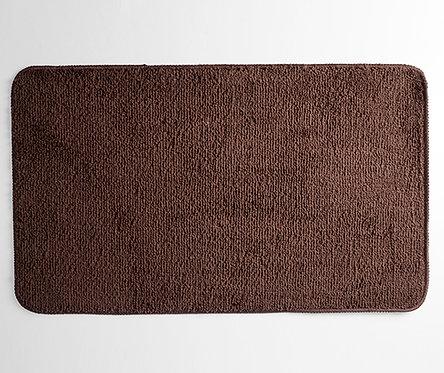 Vils BM-1041 Deep Mahogany Коврик для ванной комнаты 75х45 см WasserKRAFT