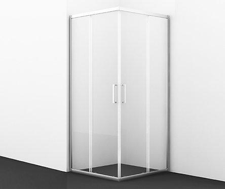 Main 41S03 Душевой уголок, квадрат, с раздвижными дверьми 900х900х2000