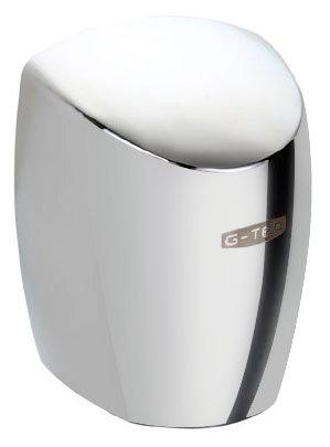 Скоростная cушилка для рук, мощность: 1200/600 Вт. (Нерж. сталь) G-teq 8887 MC