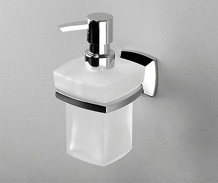 К-2599 Дозатор для жидкого мыла стеклянный, 230 ml WasserKRAFT
