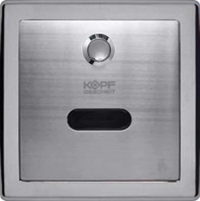 Устройство автоматического слива воды для унитаза Kopf HD701AC/DC-B (KG7431DC)
