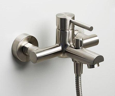 Wern 4201 Смеситель для ванны с коротким изливом WasserKRAFT