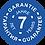Thumbnail: Main 41S02-100 Стеклянная шторка, раздвижная, распашная,двухстворчатая 1000х1400