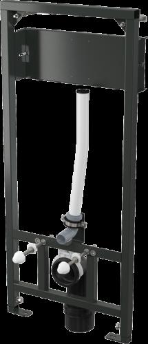 Монтажная рама для подвесного унитаза и сенсорного уст-ва Alcaplast A114S/1200