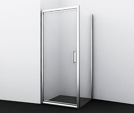 Salm 27I03 Душ уголок, квадрат, с поворотно-складной дверью 900x900x2000