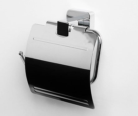 К-6525 Держатель туалетной бумаги с крышкой WasserKRAFT