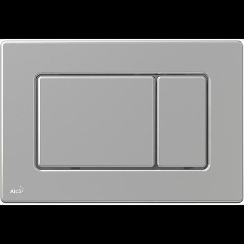 Кнопка управления (Antivandal, металл, матовая) Alcaplast M279