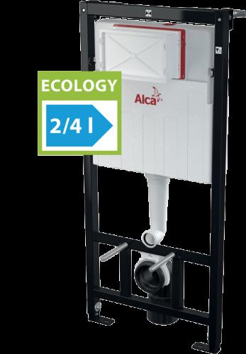 Инсталляция ECOLOGY для сухой установки (для гипсокартона) Alcaplast AM101/1120E
