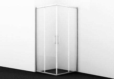Main 41S19 Душевой уголок, квадрат, с раздвижными дверьми 1000х1000х2000