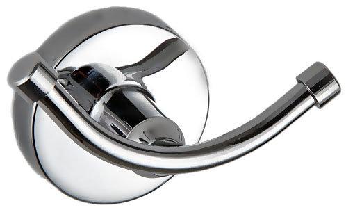 Крючок двойной настенный (металл) G-teq 02.57