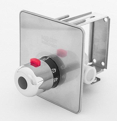 Комплект для монтажа в стену термостатического смесителя Kopfgescheit KR532 12D