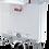 Thumbnail: Инсталляция для замуровывания в стену Alcaplast AM100/850 Alcamodul