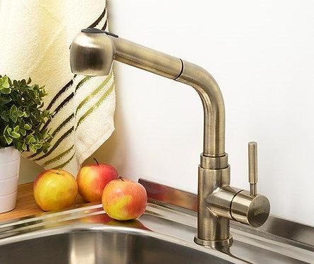 А8237 Смеситель для кухни с выдвижной лейкой WasserKRAFT