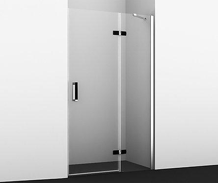 Aller 10H05RBLACK MATT Душевая дверь, распашная, правая 1200x2000 мм WasserKRAFT