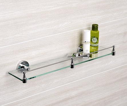 K-6244 Полка стеклянная с бортиком WasserKRAFT