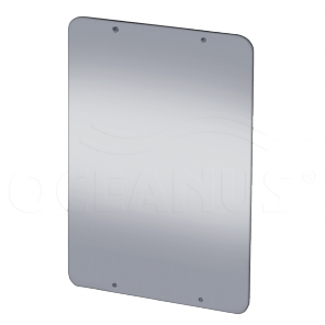 Зеркало 400х500х1,2 мм. 13-003.1 Oceanus