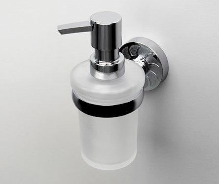 К-4099 Дозатор для жидкого мыла стеклянный, 170 ml WasserKRAFT