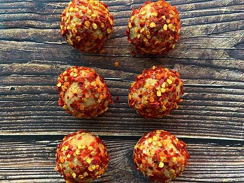 Vegan Chilli Balls x6