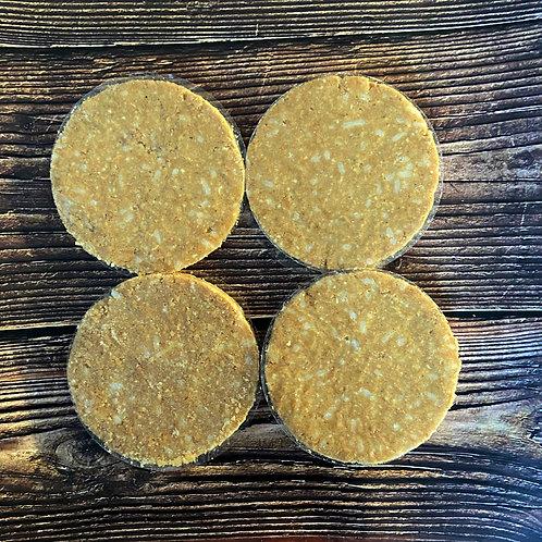 Vegan Breakfast Patties x4