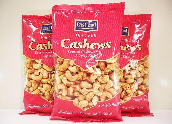 East End Hot Chilli Cashews