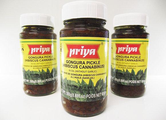 Priya Gongura Pickle