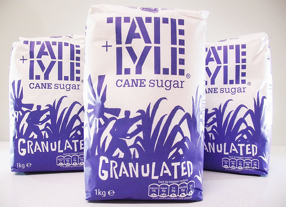 Tate and Lyle Granulated Pure Cane Sugar