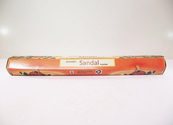 Aravinda's Sandal Wood Incense 35g