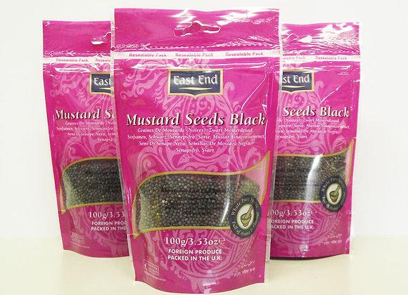 East End Mustard Seeds (Black) 100g