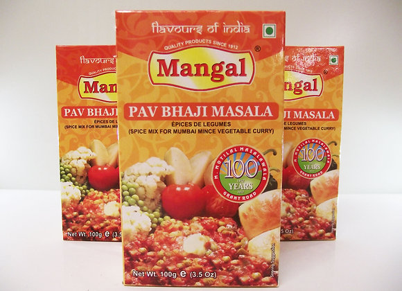 Mangal Pav Bhaji Masala